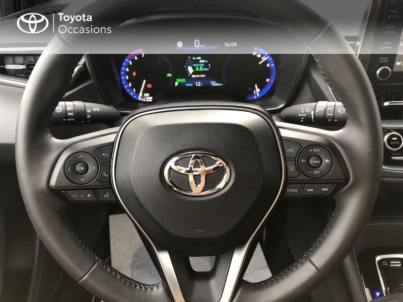 Photo 9 de l'offre de TOYOTA Corolla 122h Design à 23480€ chez Altis - Toyota Vannes