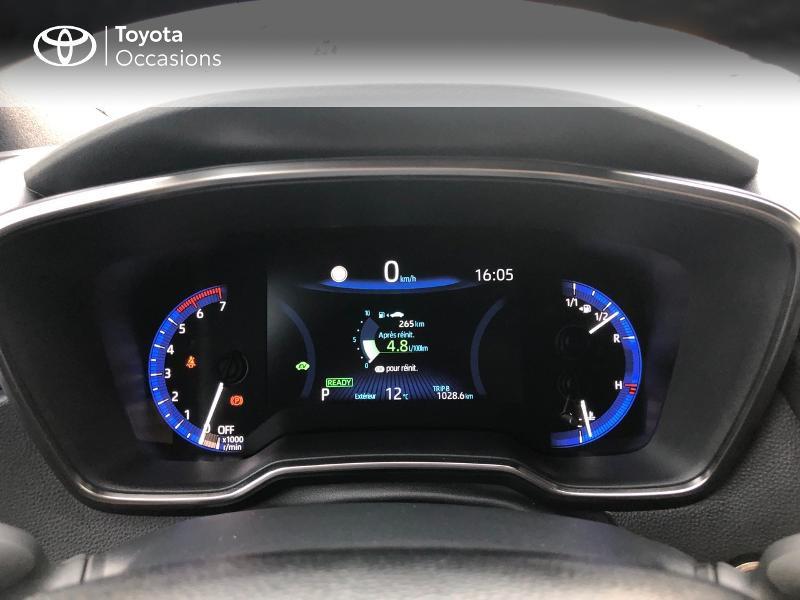 Photo 14 de l'offre de TOYOTA Corolla 122h Design à 23480€ chez Altis - Toyota Vannes