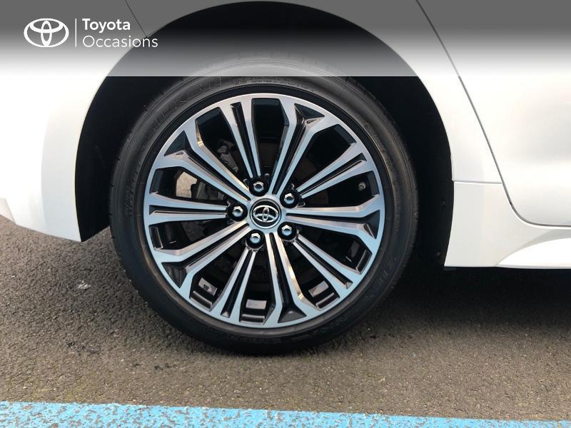 Photo 16 de l'offre de TOYOTA Corolla 122h Design à 23480€ chez Altis - Toyota Vannes
