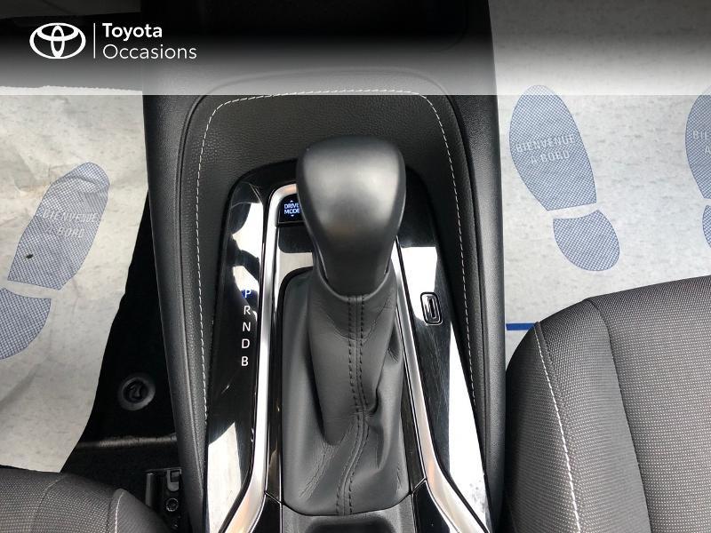 Photo 23 de l'offre de TOYOTA Corolla 122h Design à 23480€ chez Altis - Toyota Vannes