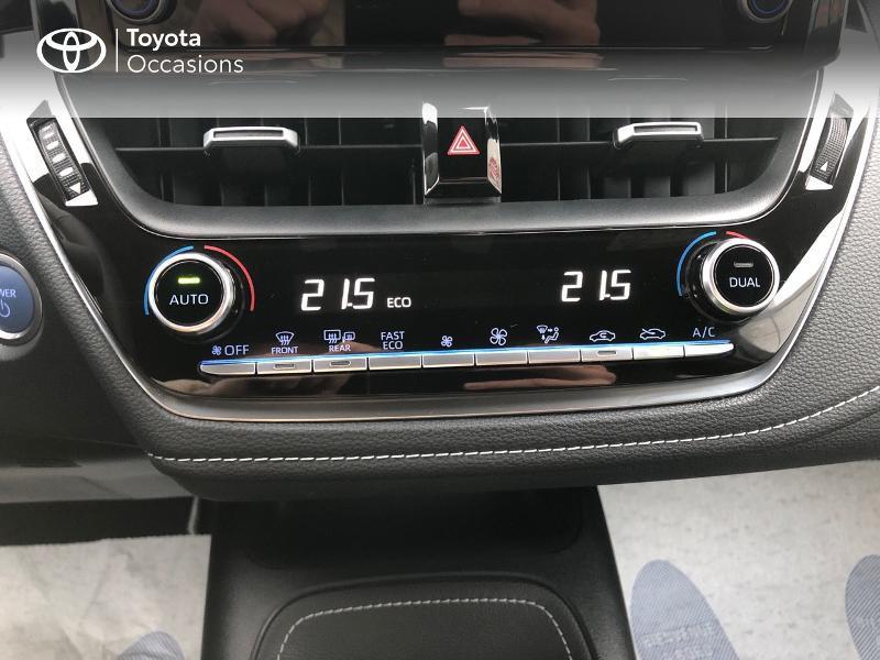 Photo 22 de l'offre de TOYOTA Corolla 122h Design à 23480€ chez Altis - Toyota Vannes