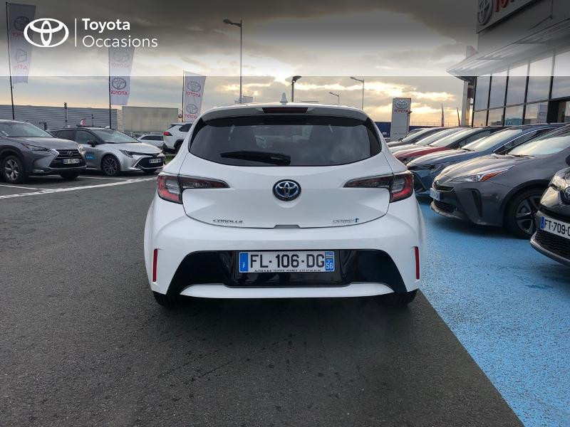 Photo 27 de l'offre de TOYOTA Corolla 122h Design à 23480€ chez Altis - Toyota Vannes