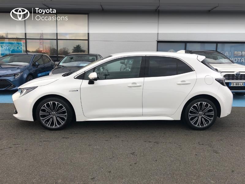 Photo 26 de l'offre de TOYOTA Corolla 122h Design à 23480€ chez Altis - Toyota Vannes