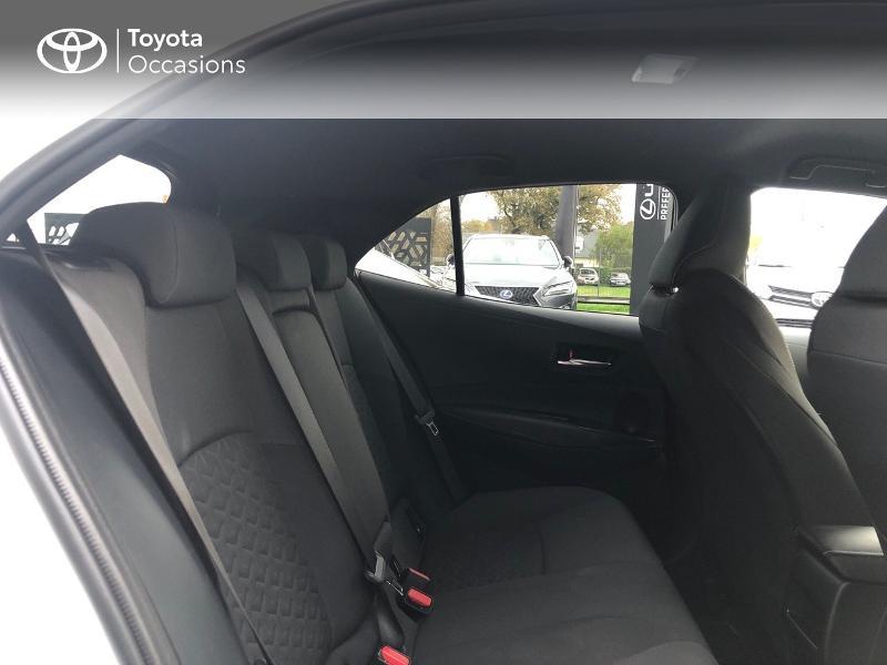 Photo 7 de l'offre de TOYOTA Corolla 122h Design à 23480€ chez Altis - Toyota Vannes