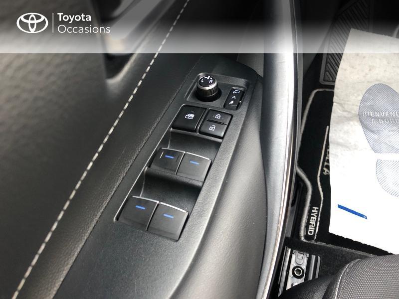 Photo 21 de l'offre de TOYOTA Corolla 122h Design à 23480€ chez Altis - Toyota Vannes