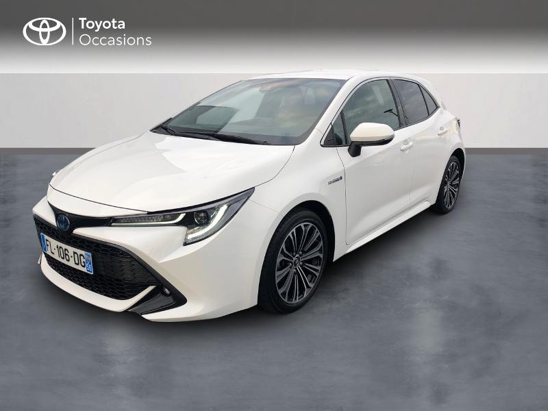 Photo 1 de l'offre de TOYOTA Corolla 122h Design à 23480€ chez Altis - Toyota Vannes