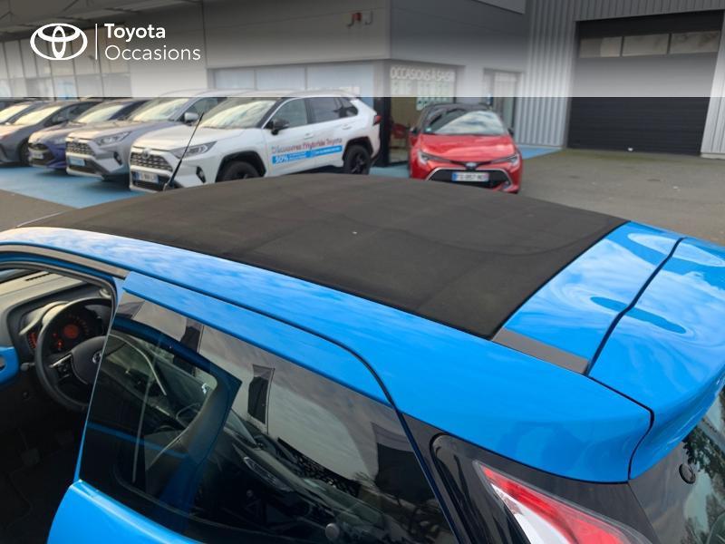 Photo 24 de l'offre de TOYOTA Aygo 1.0 VVT-i 69ch x-wave 2 5p à 8980€ chez Altis - Toyota Vannes