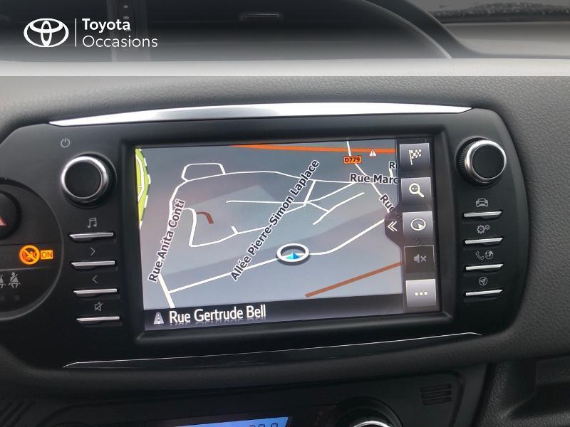 Photo 15 de l'offre de TOYOTA Yaris 100h France 5p RC18 à 12980€ chez Altis - Toyota Vannes