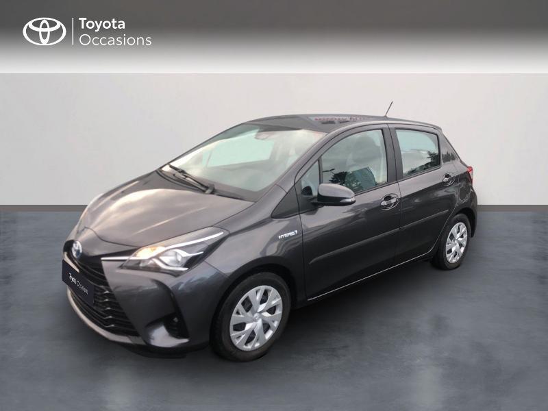 Photo 1 de l'offre de TOYOTA Yaris 100h France 5p RC18 à 12980€ chez Altis - Toyota Vannes