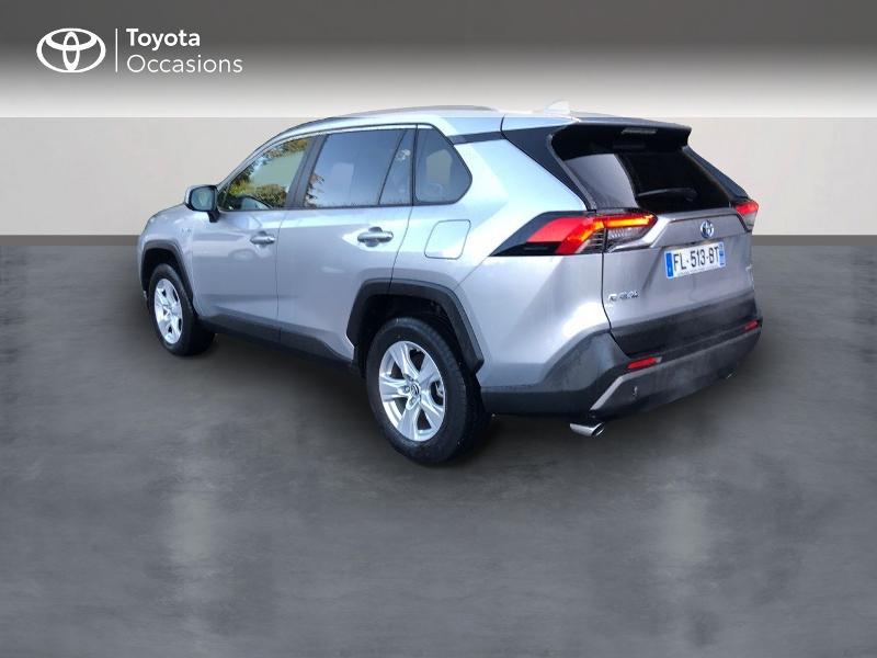 Photo 2 de l'offre de TOYOTA RAV4 Hybride 218ch Dynamic 2WD à 31980€ chez Altis - Toyota Vannes