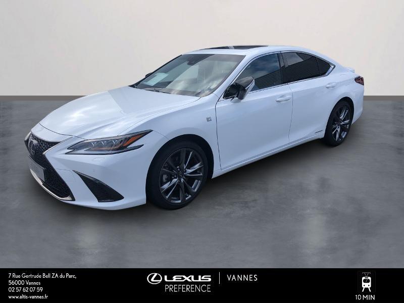 Photo 1 de l'offre de LEXUS ES 300h F SPORT Executive à 45890€ chez Altis - Toyota Vannes
