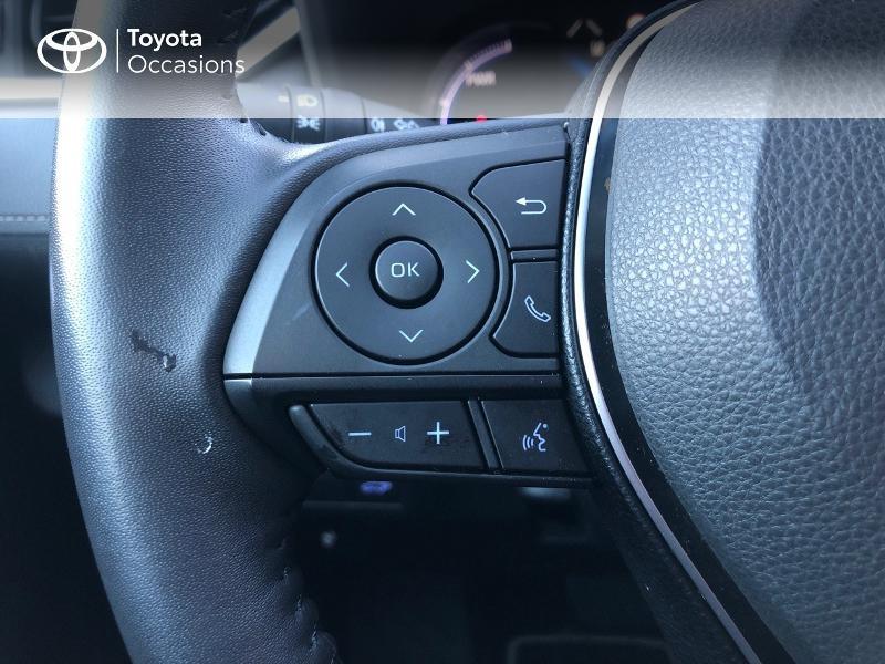 Photo 19 de l'offre de TOYOTA RAV4 Hybride 218ch Dynamic 2WD à 31980€ chez Altis - Toyota Vannes