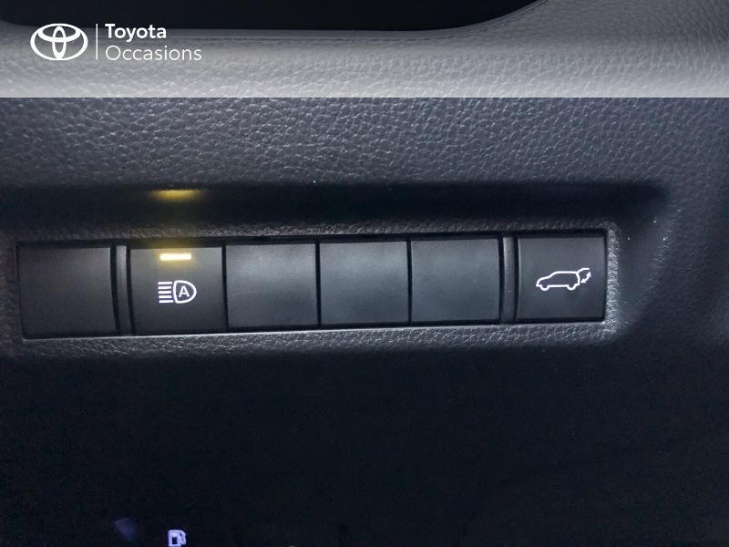 Photo 17 de l'offre de TOYOTA RAV4 Hybride 218ch Dynamic 2WD à 31980€ chez Altis - Toyota Vannes