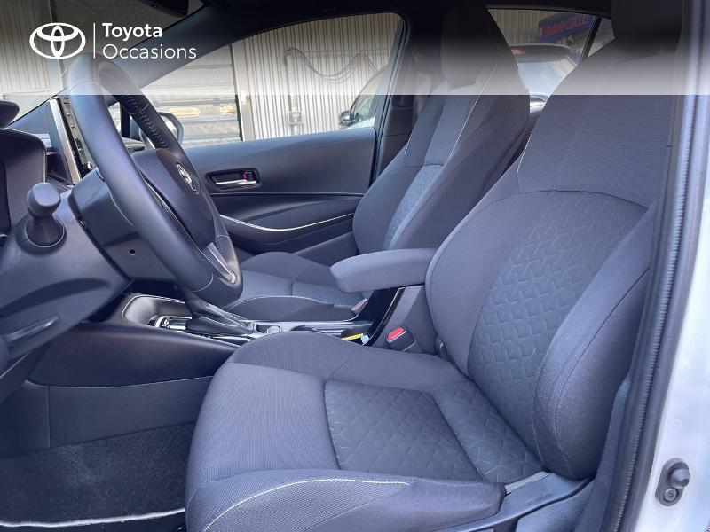 Photo 11 de l'offre de TOYOTA Corolla 122h Dynamic MY20 à 21980€ chez Altis - Toyota Vannes