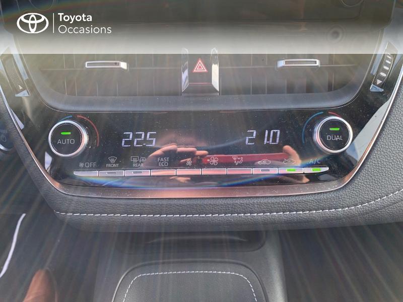 Photo 22 de l'offre de TOYOTA Corolla 122h Design MY20 à 24980€ chez Altis - Toyota Vannes
