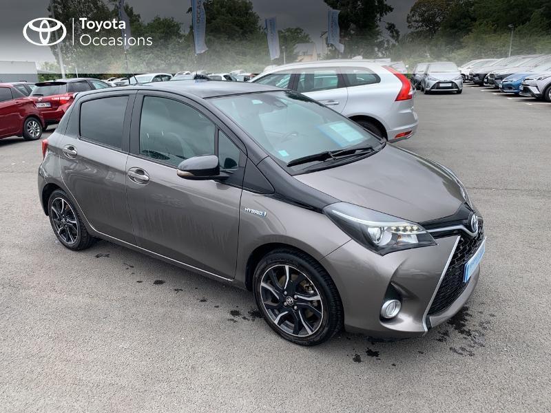 Photo 17 de l'offre de TOYOTA Yaris 100h Collection 5p à 13980€ chez Altis - Toyota Vannes