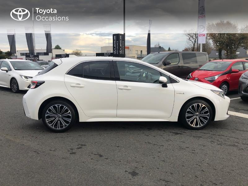 Photo 17 de l'offre de TOYOTA Corolla 122h Design à 23480€ chez Altis - Toyota Vannes