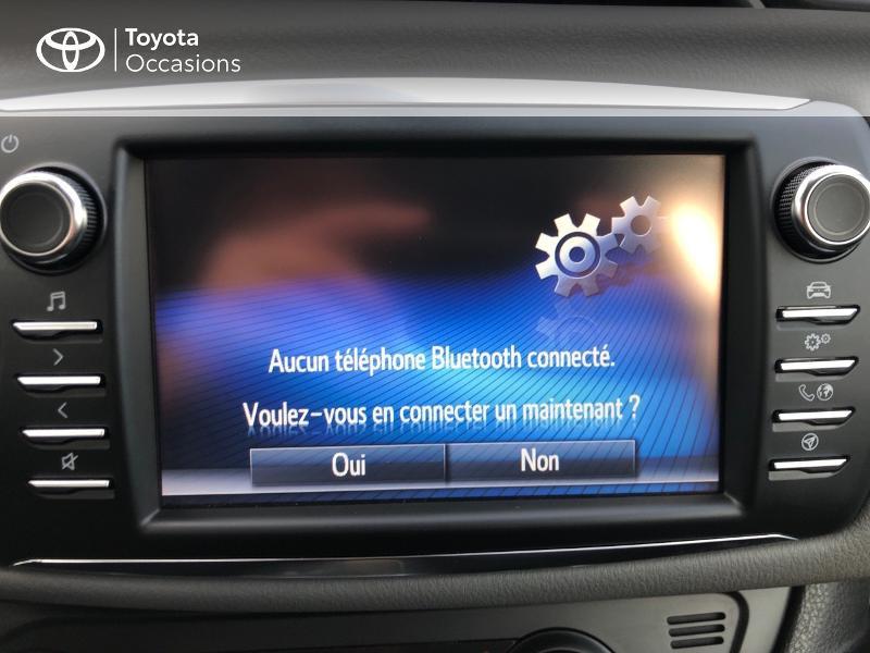 Photo 14 de l'offre de TOYOTA Yaris 100h Dynamic 5p à 13980€ chez Altis - Toyota Vannes