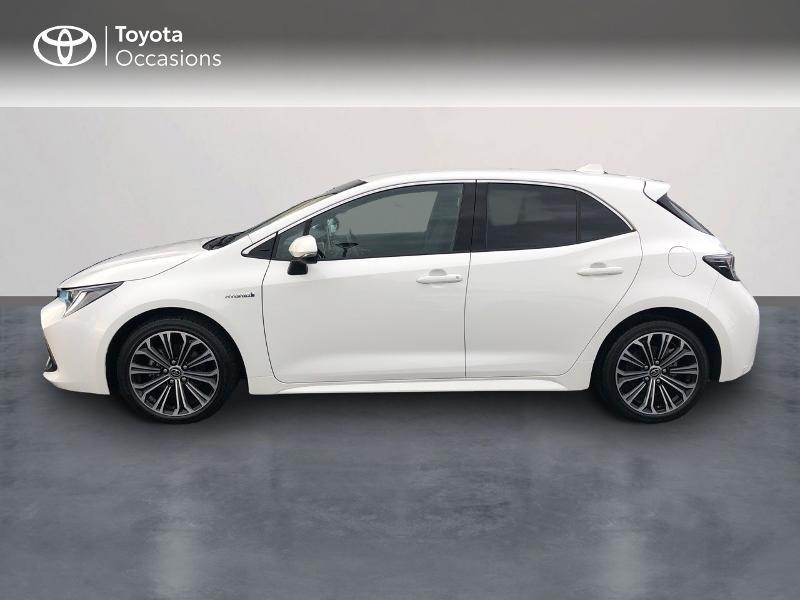 Photo 3 de l'offre de TOYOTA Corolla 122h Design à 23480€ chez Altis - Toyota Vannes