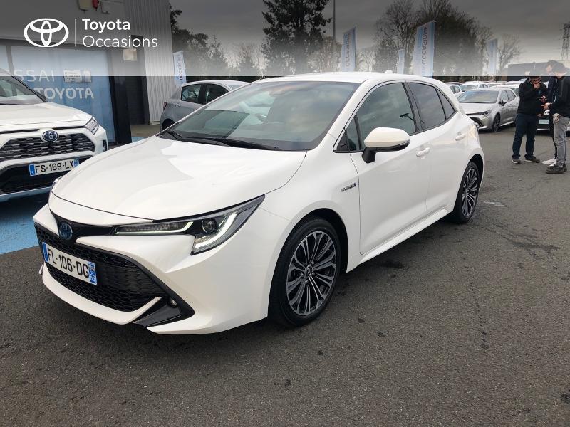 Photo 24 de l'offre de TOYOTA Corolla 122h Design à 23480€ chez Altis - Toyota Vannes