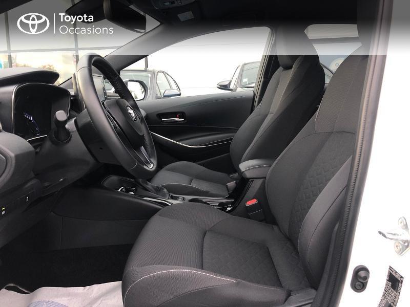 Photo 11 de l'offre de TOYOTA Corolla 122h Design à 23480€ chez Altis - Toyota Vannes