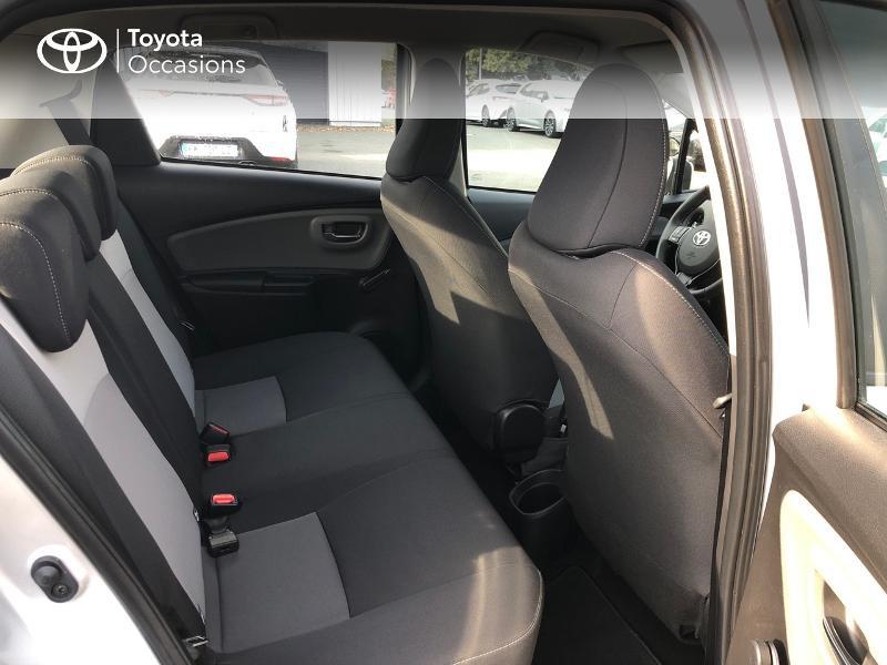 Photo 7 de l'offre de TOYOTA Yaris 100h Dynamic 5p à 13980€ chez Altis - Toyota Vannes