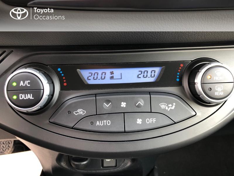 Photo 22 de l'offre de TOYOTA Yaris 100h Dynamic 5p à 13980€ chez Altis - Toyota Vannes
