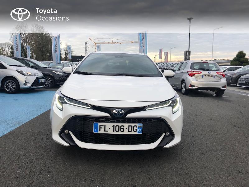 Photo 28 de l'offre de TOYOTA Corolla 122h Design à 23480€ chez Altis - Toyota Vannes