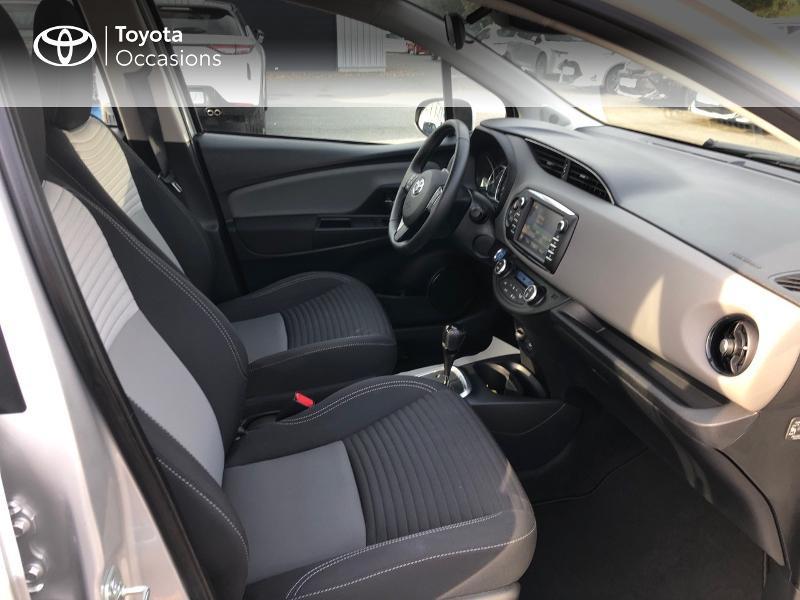 Photo 6 de l'offre de TOYOTA Yaris 100h Dynamic 5p à 13980€ chez Altis - Toyota Vannes