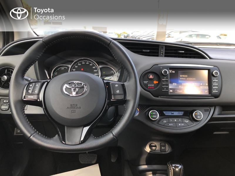 Photo 8 de l'offre de TOYOTA Yaris 100h Dynamic 5p à 13980€ chez Altis - Toyota Vannes