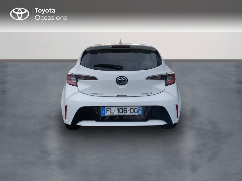 Photo 4 de l'offre de TOYOTA Corolla 122h Design à 23480€ chez Altis - Toyota Vannes