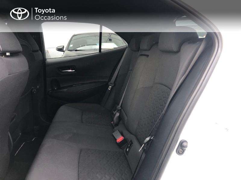 Photo 12 de l'offre de TOYOTA Corolla 122h Design à 23480€ chez Altis - Toyota Vannes