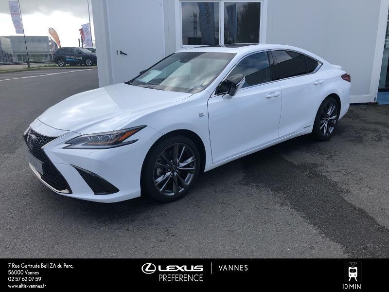 Photo 21 de l'offre de LEXUS ES 300h F SPORT Executive à 45890€ chez Altis - Toyota Vannes