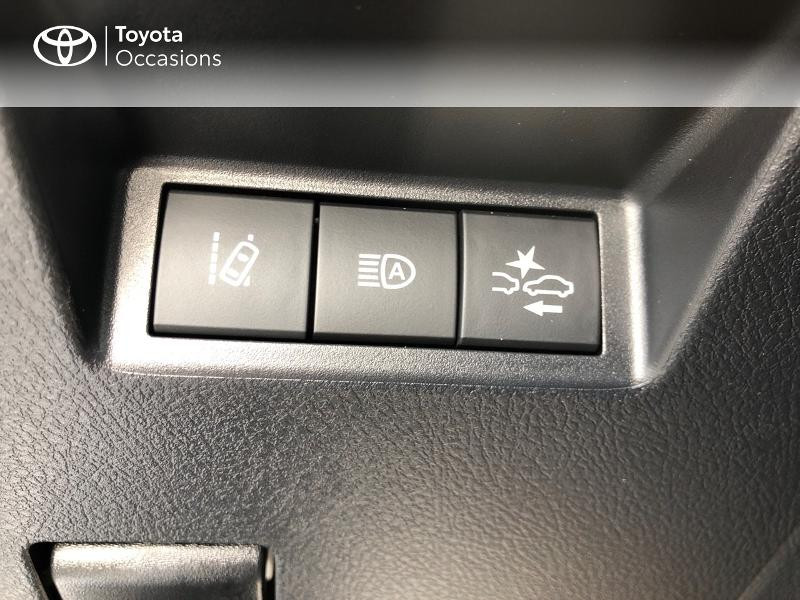 Photo 19 de l'offre de TOYOTA Yaris 100h Dynamic 5p à 13980€ chez Altis - Toyota Vannes