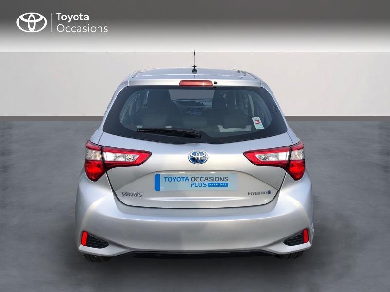 Photo 4 de l'offre de TOYOTA Yaris 100h Dynamic 5p à 13980€ chez Altis - Toyota Vannes
