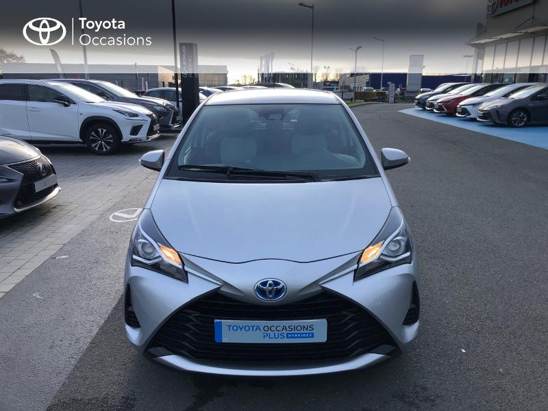 Photo 28 de l'offre de TOYOTA Yaris 100h Dynamic 5p à 13980€ chez Altis - Toyota Vannes