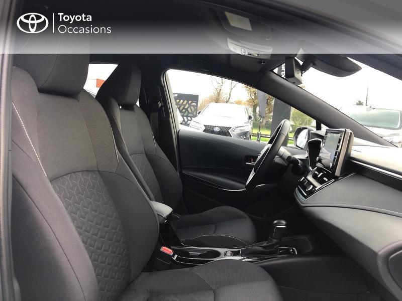 Photo 6 de l'offre de TOYOTA Corolla 122h Design à 23480€ chez Altis - Toyota Vannes
