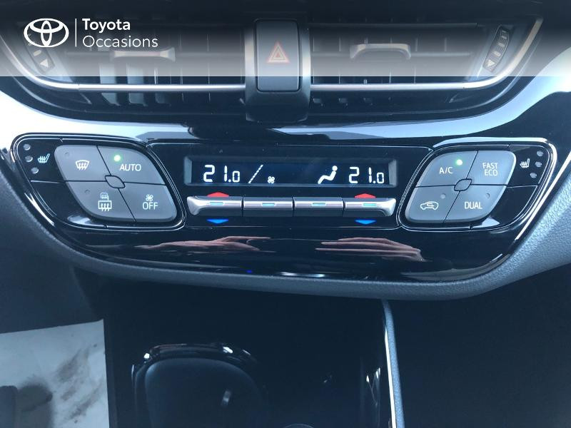 Photo 22 de l'offre de TOYOTA C-HR 122h Collection 2WD E-CVT à 22980€ chez Altis - Toyota Vannes