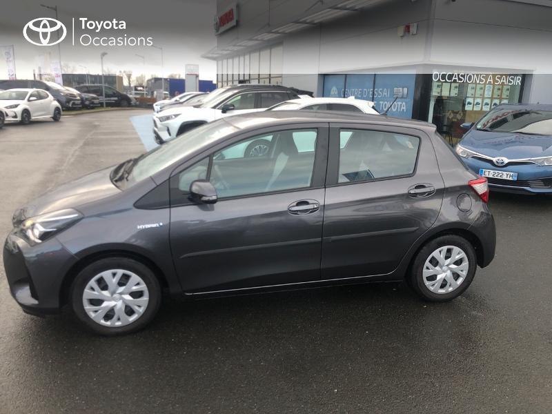 Photo 27 de l'offre de TOYOTA Yaris 100h France 5p RC18 à 12980€ chez Altis - Toyota Vannes