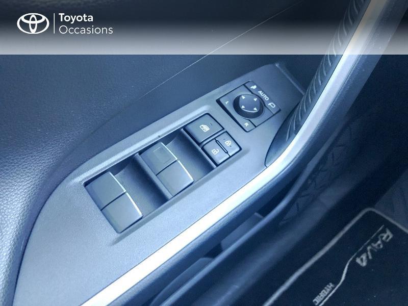 Photo 21 de l'offre de TOYOTA RAV4 Hybride 218ch Dynamic 2WD à 31980€ chez Altis - Toyota Vannes