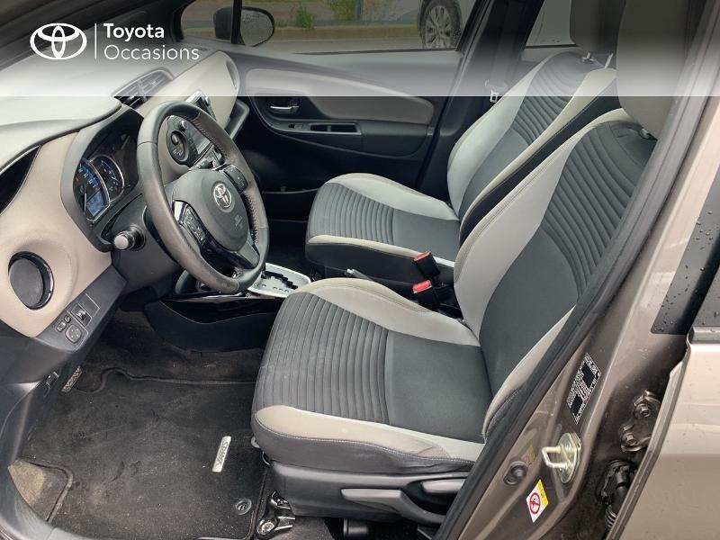 Photo 13 de l'offre de TOYOTA Yaris 100h Collection 5p à 13980€ chez Altis - Toyota Vannes