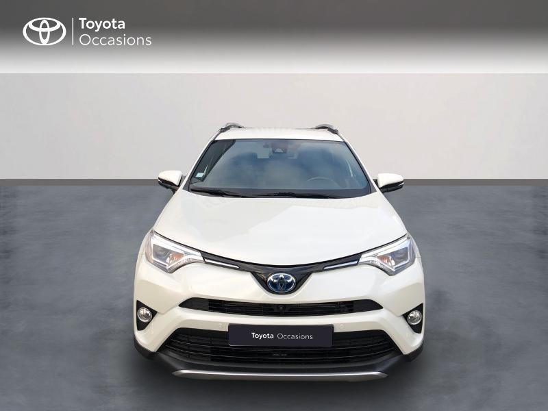Photo 5 de l'offre de TOYOTA RAV4 197 Hybride Design 2WD CVT à 21980€ chez Altis - Toyota Vannes