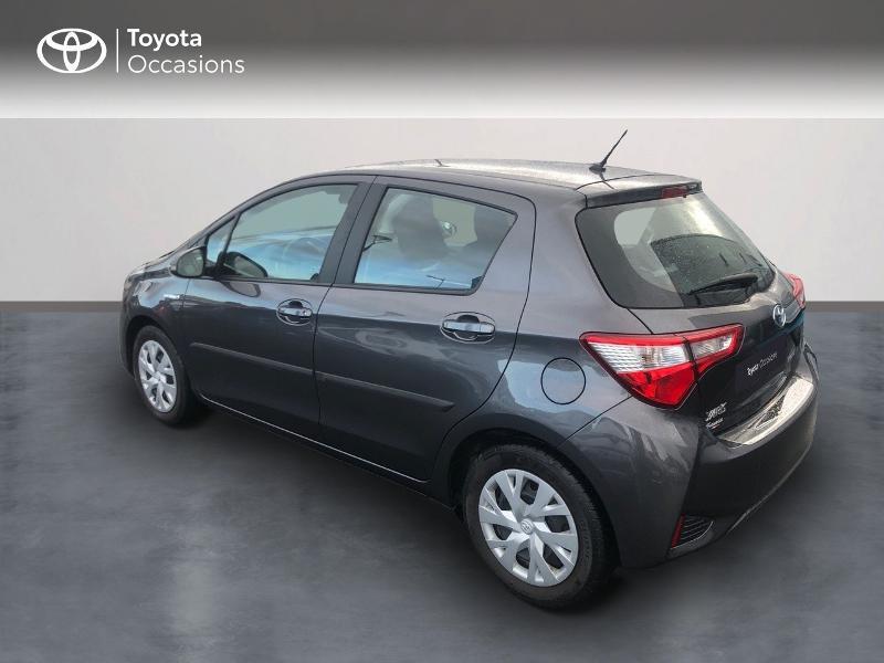 Photo 2 de l'offre de TOYOTA Yaris 100h France 5p RC18 à 12980€ chez Altis - Toyota Vannes