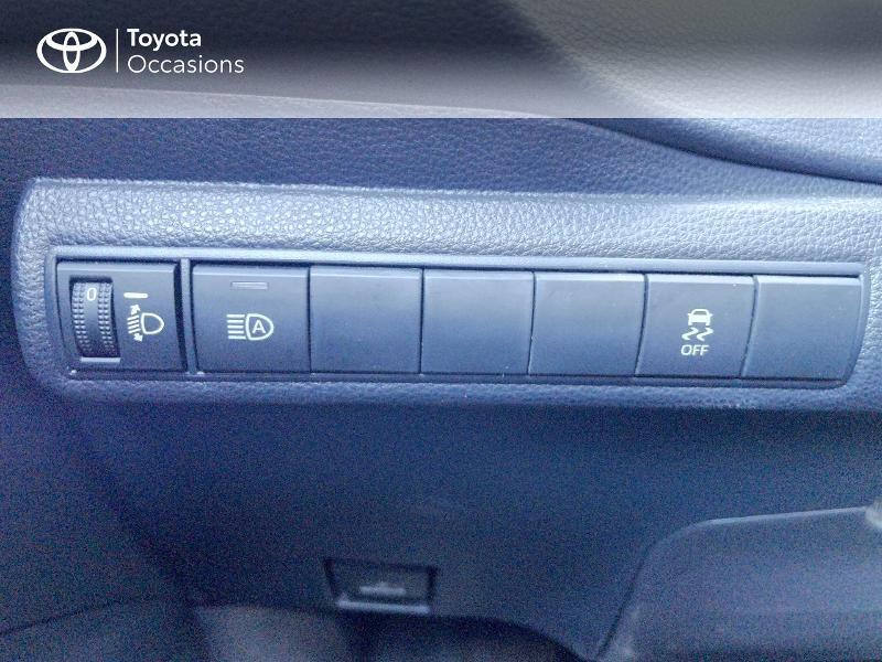 Photo 20 de l'offre de TOYOTA Corolla 122h Dynamic MY20 à 21980€ chez Altis - Toyota Vannes