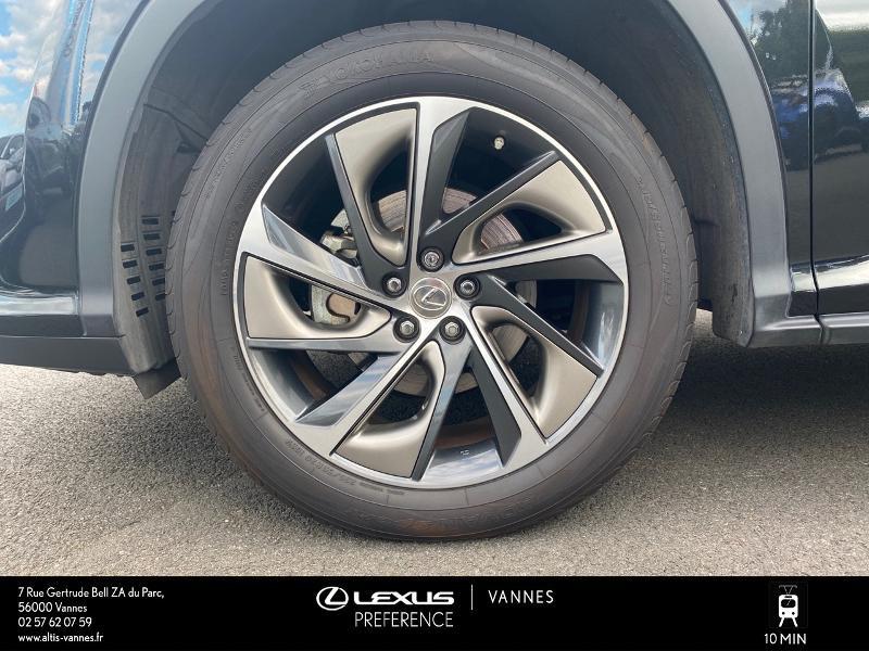 Photo 4 de l'offre de LEXUS RX 450h 4WD Executive à 39980€ chez Altis - Toyota Vannes