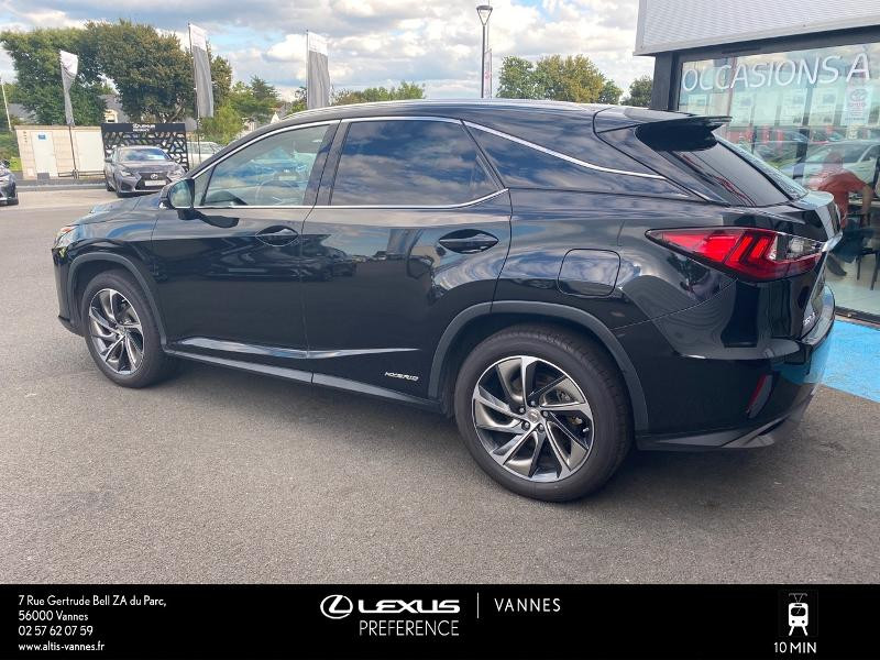 Photo 22 de l'offre de LEXUS RX 450h 4WD Executive à 39980€ chez Altis - Toyota Vannes