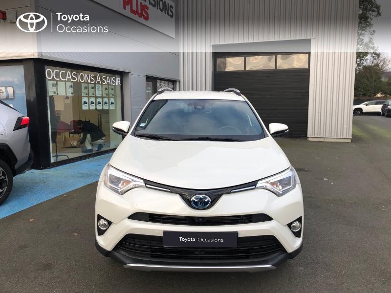 Photo 29 de l'offre de TOYOTA RAV4 197 Hybride Design 2WD CVT à 21980€ chez Altis - Toyota Vannes