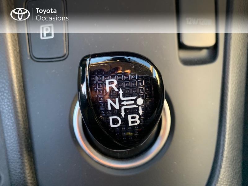 Photo 23 de l'offre de TOYOTA Auris HSD 136h Collection RC18 à 19490€ chez Altis - Toyota Vannes