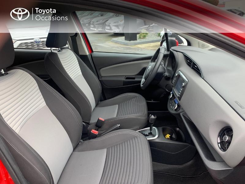 Photo 6 de l'offre de TOYOTA Yaris 100h France 5p à 12980€ chez Altis - Toyota Vannes