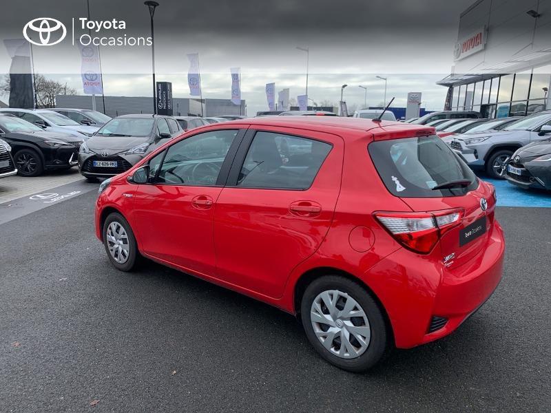 Photo 26 de l'offre de TOYOTA Yaris 100h France 5p à 12980€ chez Altis - Toyota Vannes
